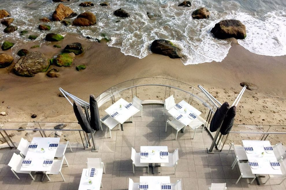 Carbon Beach Club Restaurant @ Malibu Beach Inn
