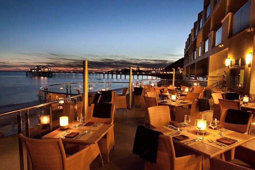 Carbon Beach Club Restaurant Malibu Inn