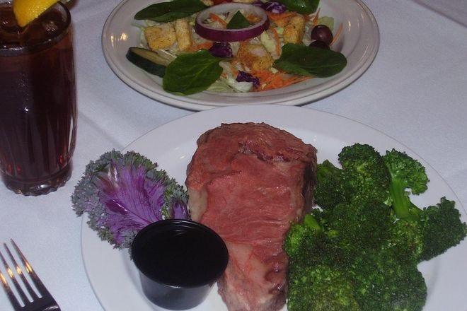 Cherokee Steakhouse: Nashville Restaurants Review - 10Best