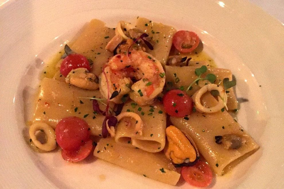 Mucca Osteria Portland Restaurants Review 10best Experts And