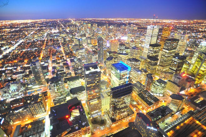 Downtown Hotels in Toronto