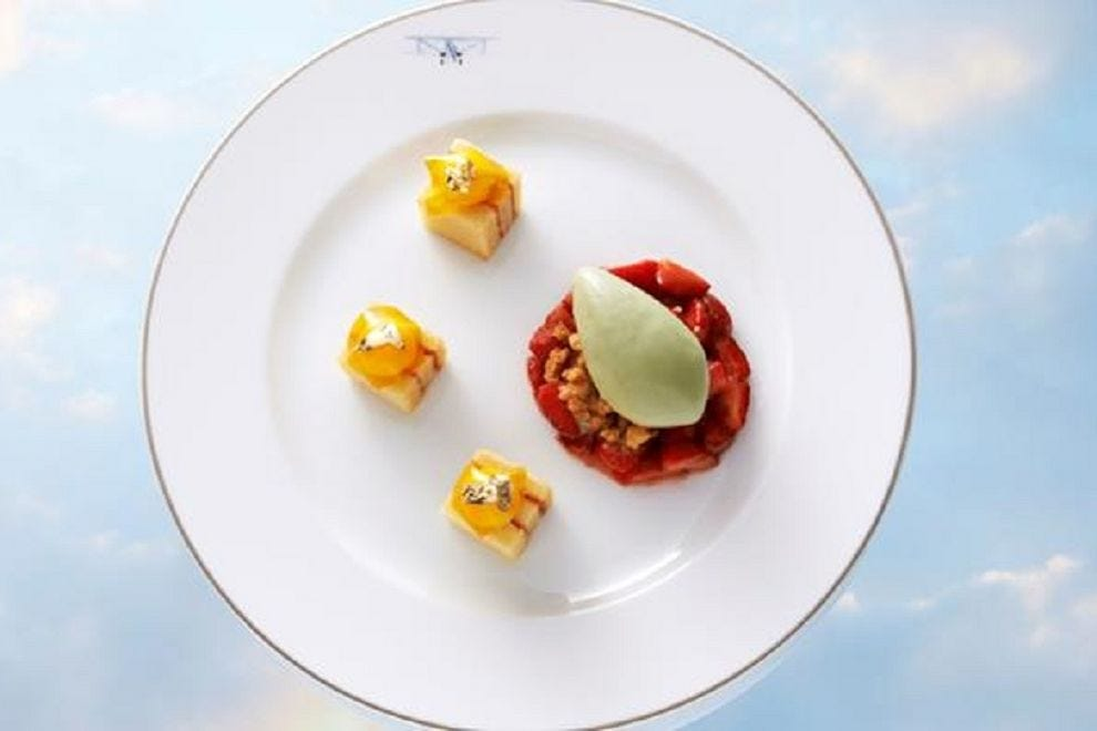 Ze kitchen galerie paris restaurants review 10best experts for Ze kitchen galerie menu english