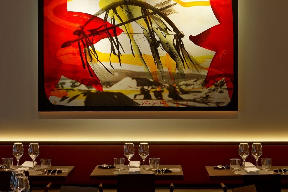 Ze kitchen galerie paris restaurants review 10best experts for Ze kitchen galerie menu