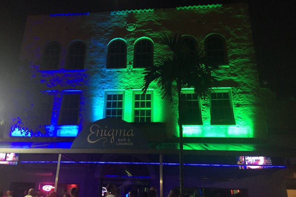 Enigma Bar & Lounge