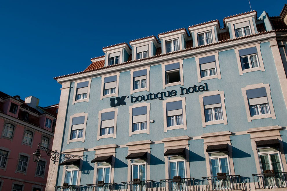 Lisbon boutique hotels in lisbon boutique hotel reviews for Hotel boutique lisbonne