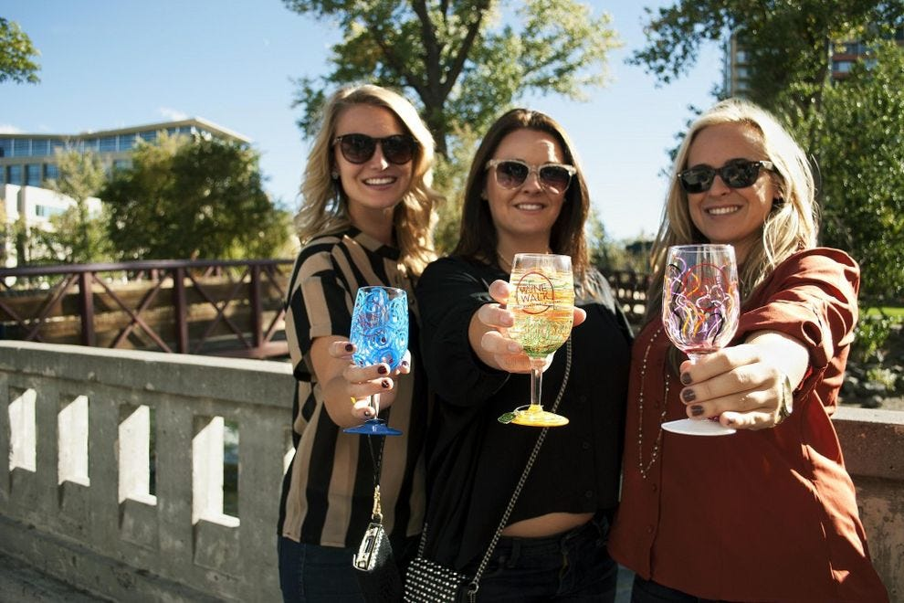 Reno Wine Walk
