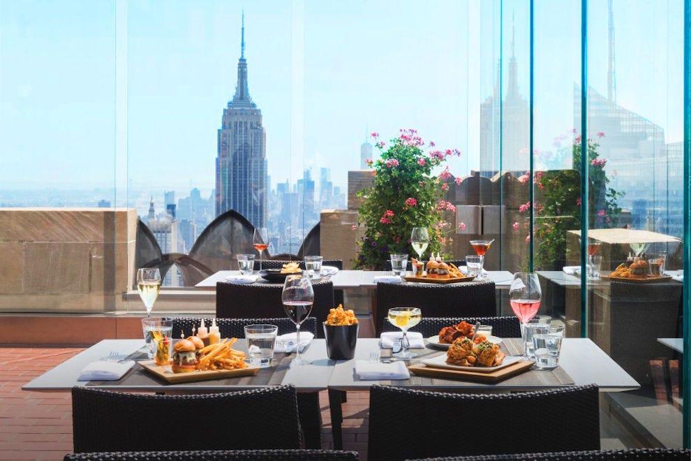 Rainbow Room New York Restaurants Review 10best Experts