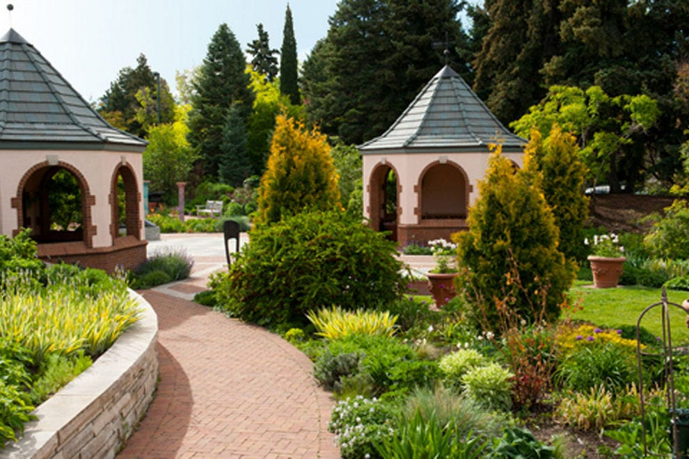 Denver Botanic Gardens Denver Attractions Review 10best Experts And Tourist Reviews