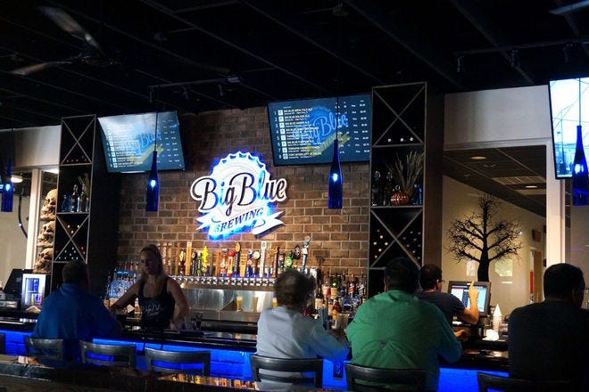Big Blue Brewing