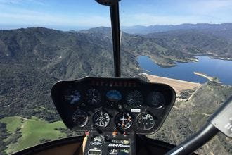 Santa Barbara Helicopter Tours