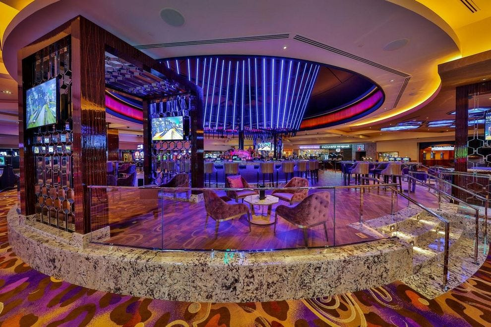 Merveilleux Center Bar At Hard Rock Las Vegas