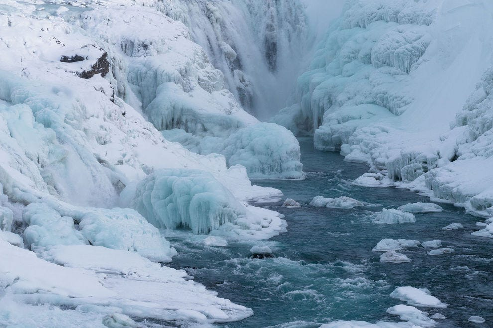 Why the best time to go to Iceland is in winter