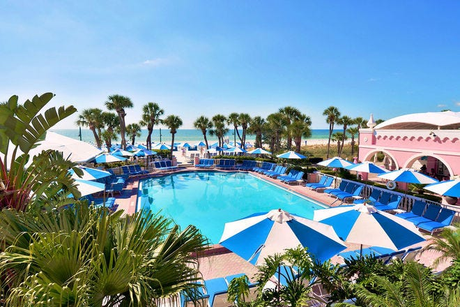 Family-Friendly Hotels in St. Petersburg / Clearwater