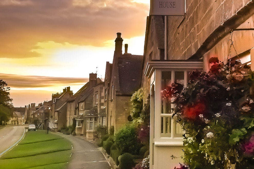 Despite its jazzy name, Broadway is one of the quieter Cotswold villages