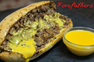 Forefathers Gourmet Cheesesteaks & Fries