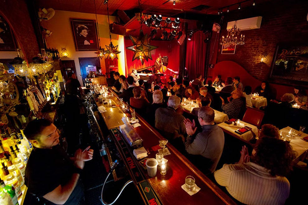 Best jazz clubs in nyc