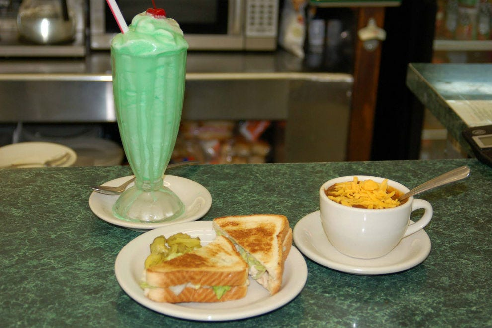 Highland Park Soda Fountain