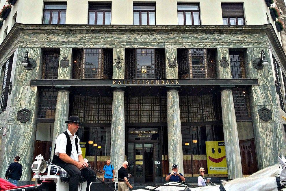 Looshaus Достопремечательности Вены Достопремечательности Вены vienna loos house 54 990x660