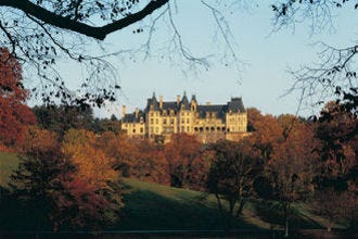 "You can easily pretend you're in ""Beauty and the Beast"" at Biltmore"