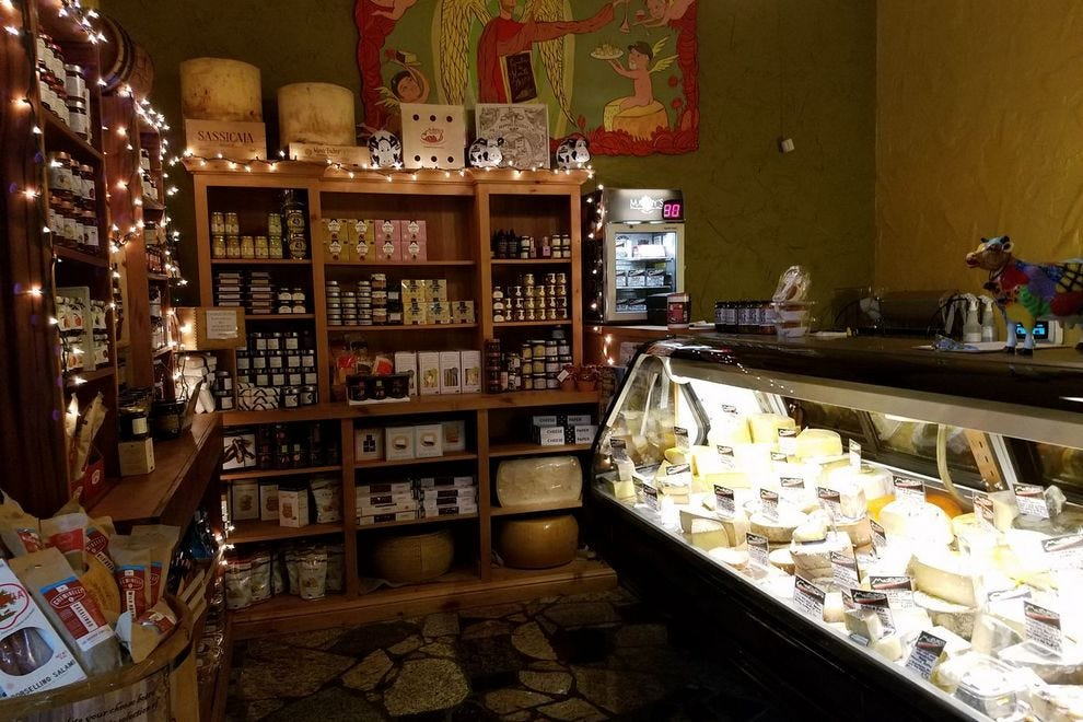Italian Foods Near Me: Mazzaro Italian Market: St. Petersburg / Clearwater