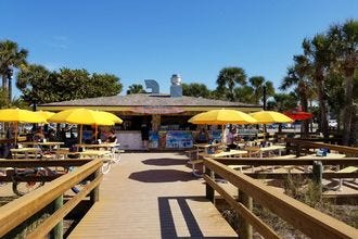 Paradise Grille Upham Beach