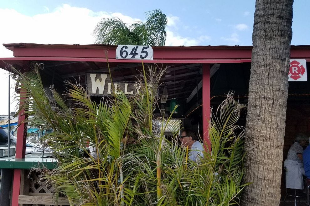 Willy S St Petersburg Clearwater Restaurants Review