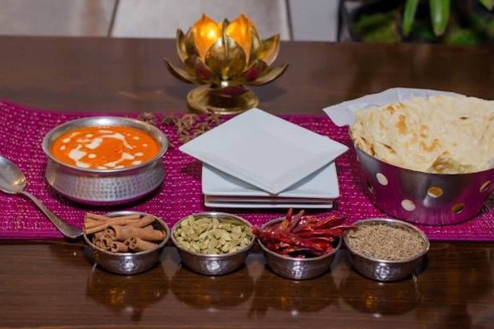Restaurant Slideshow Indian In New York