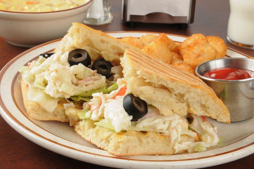 Best All You Can Eat Buffet In Nevada Winners 2018 10best: Best Crab Sandwich In Oregon Winners: 2017 10Best Readers