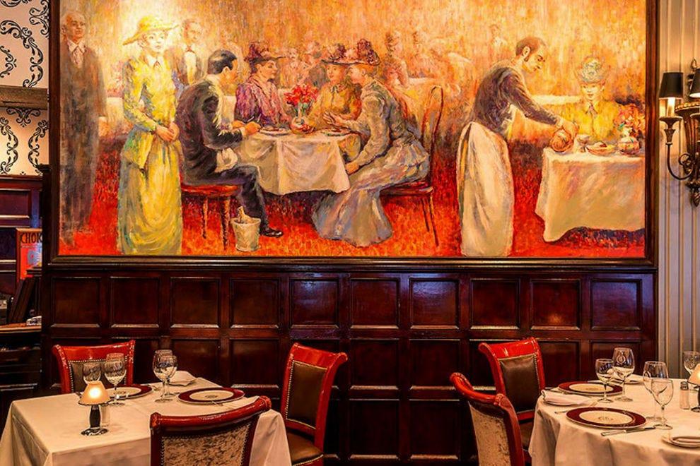 Porter house bar and grill restaurant new york ny autos post for 10 rockefeller plaza 4th floor new york ny 10020