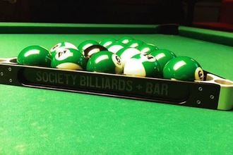 Society Billiards & Bar