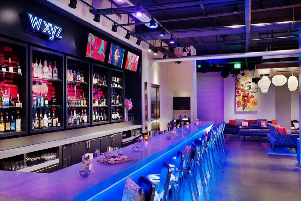 W Xyz Bar Greenville Nightlife Review 10best Experts