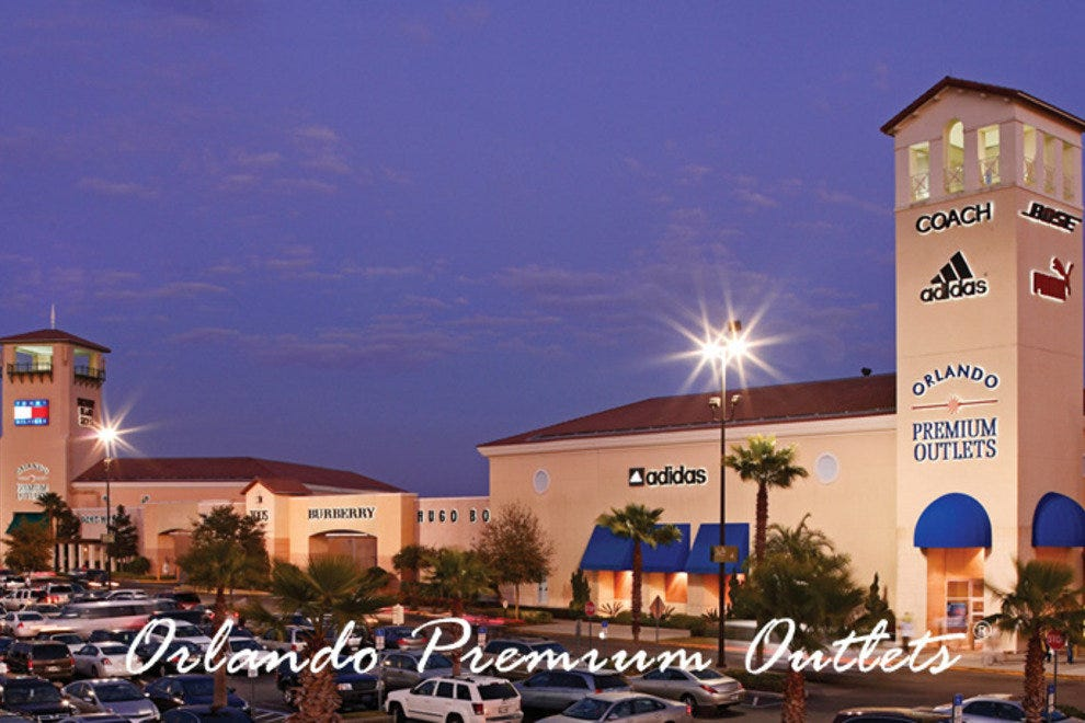 Orlando boasts two major outlet malls, making it the top spot for budget shopping in Central Florida. Both malls are called the Orlando Premium Outlets, and both are located just a few miles down the highway from one another.