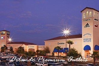 Kissimmee Manufacturer's Outlet Mall: Orlando Shopping Review