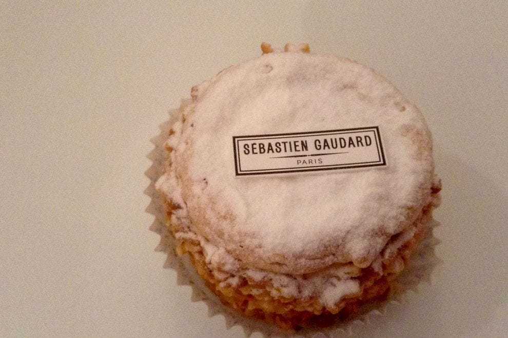 Sebastien Gaudard Patisserie & Tea Salon