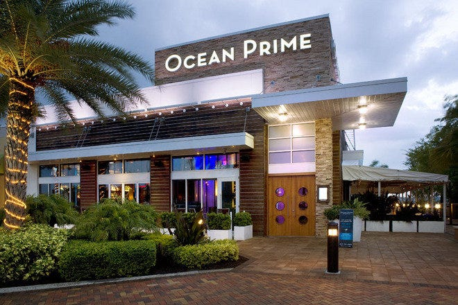 Ocean Prime Orlando Restaurants Review 10best Experts And