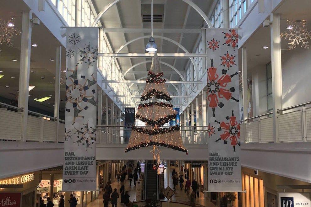 Livingston Designer Outlet Edinburgh Shopping Review