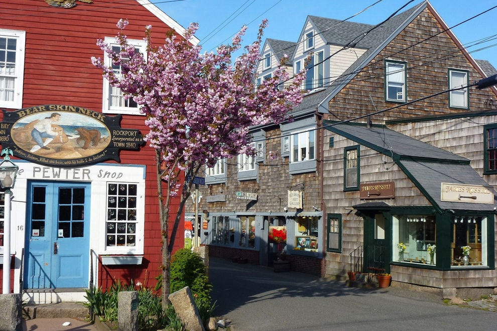 Best Northeastern Small Town Winners 2017 Usa Today 10best