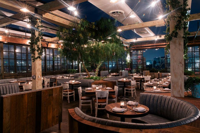 Catch La Los Angeles Restaurants