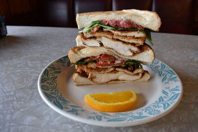 Vote Best Fried Chicken Sandwich In Georgia Nominees