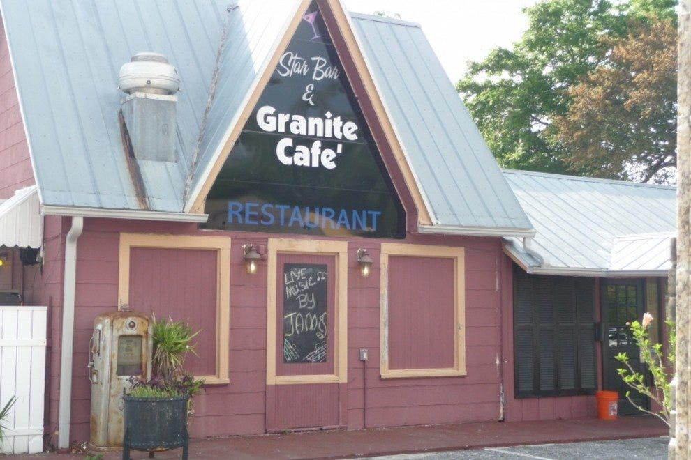Granite Cafe and Star Bar