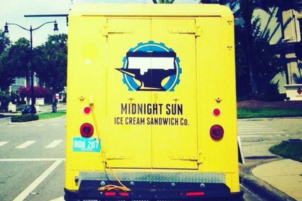 Midnight Sun Ice Cream Sandwich Co.