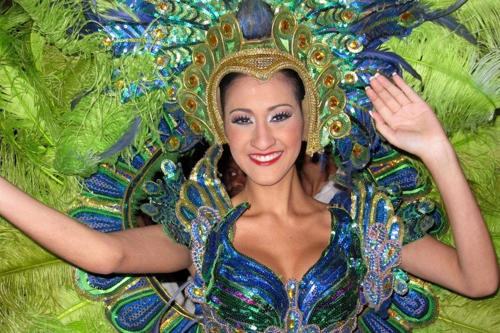 Panama has the second largest Carnival celebration in the world.