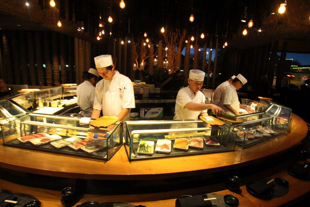 Experience a Japanese culinary adventure