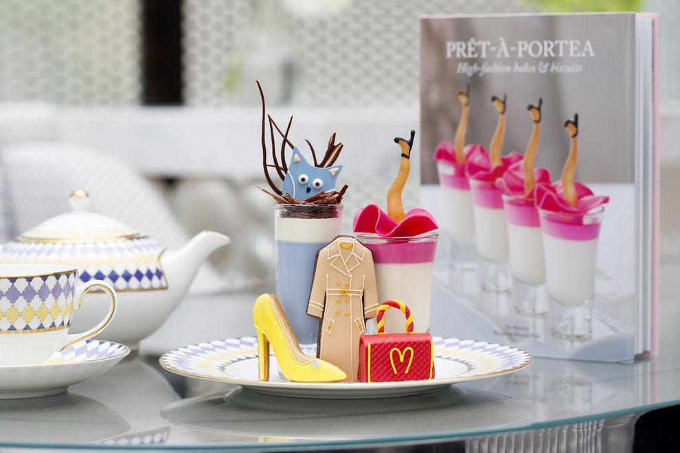Pret-a-Portea at The Berkeley, London