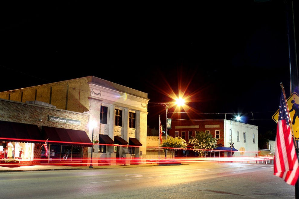 Readers' Choice winners: America's best small towns