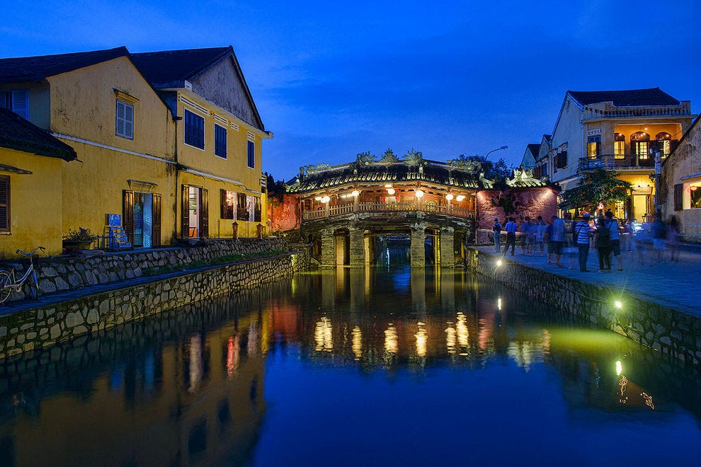 Hoi An Blue Hour