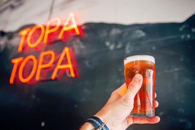Breweries in Santa Barbara