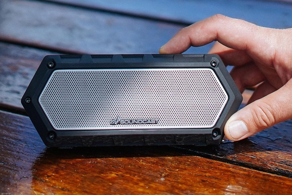 Soundcast waterproof speaker