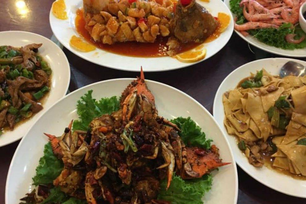 Best Restaurants Beverly Hills Lunch