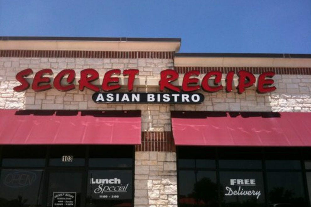 Secret Recipe Asian Bistro